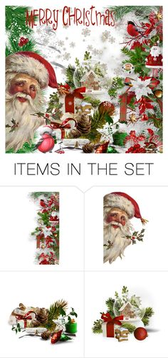 """""""Merry Christmas to all!"""" by asia-12 ❤ liked on Polyvore featuring art"""