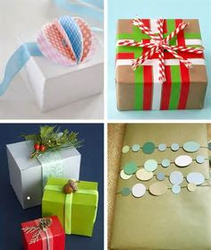 CHRISTMAS is a tym wen people exchange gifts & their wishes to their loved ones . ITS not only necessary to to bring beautiful gifts for ur loved ones but … Wrapping Ideas, Creative Gift Wrapping, Creative Gifts, Creative Ideas, Christmas Gift Wrapping, Diy Christmas Gifts, Holiday Gifts, Xmas, Rustic Christmas