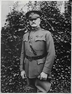 """On orders from President Woodrow Wilson, Major General John J. Pershing led an expeditionary force of 4,800 men into Mexico to capture or kill Pancho Villa in retaliation for Villa's attack on Columbus, NM. The """"Punitive Expedition"""" was a complete failure having never caught sight of the revolutionary leader. In the meantime, W.W.I. intervened and the war in Europe dominated the headlines. Pershing was recalled, sent to Europe and people forgot about the second US invasion of Mexico."""