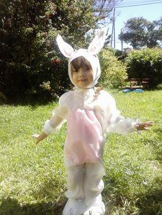 disfraz infantil de conejo