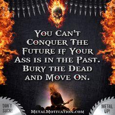 Move on! #metalup