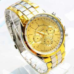 Luxury Men Roman Numerals Watches Metal Analog Quartz Fashion Wrist Wa – TopProductKing