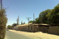 Avenida Los Carrera en Copiapó