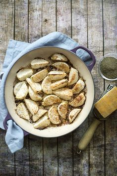parmesan oven roasted turnips by www.pane-burro.blogspot.it