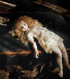 Koitsukihime doll / Billiel sculpt.