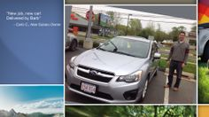 Dear Carlo Canetta   A heartfelt thank you for the purchase of your new Subaru from all of us at Premier Subaru.   We're proud to have you as part of the Subaru Family.