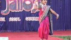 "Natarang ubha - Dance performance by ""ISHWARI TARE"" - YouTube"