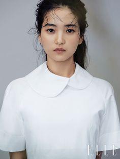 Kim Tae-Ri for Elle Korea February 2018 Korean Celebrities, Celebs, Korean Photo, Face Photography, Model Face, Beauty Shoot, Hair Images, Korean Actresses, My Little Girl