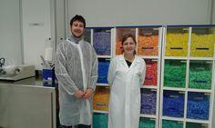 Laboratorios BOIRON ha recibido en su sede central de Madrid a la farmacia Inestal, situada en El Escorial. Durante la visita, se les enseñó el proceso de fabricación de los medicamentos #homeopaticos y las instalaciones.