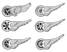 Más de 190 Vectores para motos – Tribales, llamas, y gráficos | Puerto Pixel | Recursos de Diseño