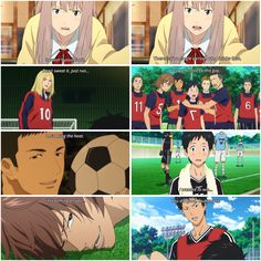 It wasn't your fault. There isn't a single person who thinks that: Days (TV) - #days #socceranime