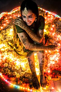 20+ Breathtaking Mehendi Designs You Won't Be Able To Take Off Your Eyes From