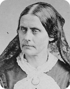 Susan B. Anthony devoted her life to fighting for suffrage and other rights for women. Shy, terrified of public speaking and embarrassed about her plain looks, Anthony was a reluctant rebel. But she would mature into an outspoken advocate of women's rights, traveling worldwide for nearly a half century campaigning for equal rights.