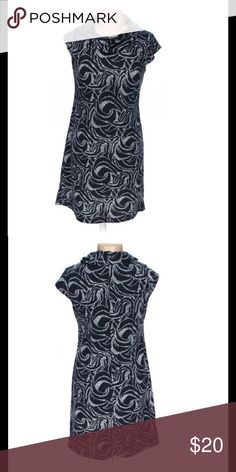 Karin Stevens Dress Material: Polyester, Spandex Season: Spring - Summer, Fall - Winter Condition: Like New Karin Stevens Dresses Midi