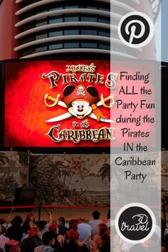 Finding ALL the Party Fun during Disney Cruise Line's Pirates IN the Caribbean Party! Cruise Travel, Cruise Vacation, Disney Vacations, Deck Party, Party Fun, Caribbean Party, Best Fireworks, Disney Cruise Ships, Cruise Scrapbook