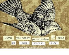 a little bird told me ♥ your daily truth from the Brave Girls Club