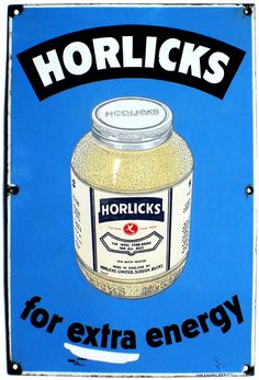 Horlicks the jar I used to know as a child (and Horlicks tablets)