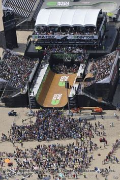Ocean City MD, Dew Tour Outline June Event Expectations OCEAN CITY – The town of Ocean City is starting to feel the heat as this summer approaches with a crammed schedule of events.