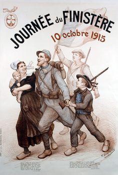 Collection privée : les régions dans les affiches de la Grande Guerre | Mission Centenaire 14-18