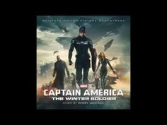 Captain America The Winter Soldier OST 18 Captain America - YouTube