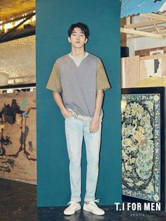 Korean Fashion Men, Korean Street Fashion, Korean Men, Korean Actors, Nam Joo Hyuk Cute, Nam Joohyuk, Formal Men Outfit, Weightlifting Fairy Kim Bok Joo, College Outfits