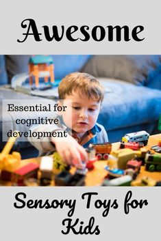Sensory toys are specially designed toys that intend to enhance the mental and sensory development of kids. Sensory Toys For Kids, Fine Motor Activities For Kids, Learning Toys For Toddlers, Sensory Book, Sensory Activities, Kids And Parenting, Sensory Play, Improve Communication Skills, Autistic Children