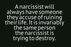 Narcissists are always playing the victim! Everyone does them wrong (not). In reality those who went out of their way to help them are accused of destroying their lives. Narcissistic abuse hurts we can heal loves this Pin Thanks Abuse Narcissistic People, Narcissistic Mother, Narcissistic Behavior, Narcissistic Sociopath, Narcissistic Personality Disorder, Narcissistic Victim Syndrome, Abusive Relationship, Toxic Relationships, Bad Relationship
