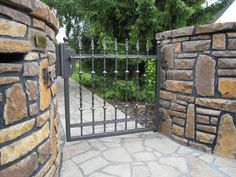 Classy Wrought Iron Garden Gates  -  Wrought iron garden gates are stunning pieces of craftsmanship and can complete the look of your garden. Wrought iron garden gates provide security to...