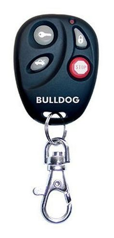Bulldog 4-Button Remote Transmitter by Bulldog. $15.99. Bulldog Remote Transmitter For Bulldog Models Rs1100, Rs1200, Deluxe 22, Ke1702 And Rs1300E.. Save 20% Off!