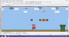'Super Mario Bros' Recreated In Excel Is The Best Possible Use For Excel