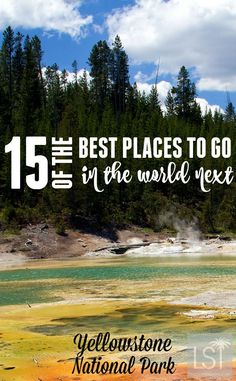 Make it a year of travel adventures in our guide to where to go on holiday this year, from the beaches of The Seychelles and Bora Bora, to the cultural capitals of Wroclaw in Poland, and Rome in Italy. Or how about checking out the wilderness of Yellowstone National Park, or Africa's animals on a safari in Botswana. Alternatively you may wish to go on a food adventure in San Sebastian in Spain, or Toronto in Canada, or explore some lesser known corners of the world in Cuba, Myanmar or…