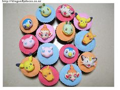 Most popular tags for this image include: cupcake and pokemon