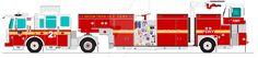 2015 Ferrara Ultra FDNY Vector Tiller Truck 2 by O530Fn94XWB.deviantart.com on @DeviantArt