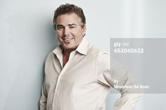 News Photo : Actor Christopher Knight poses for a portrait at...