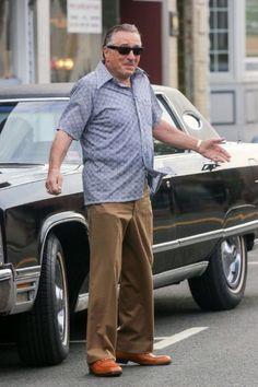 Robert De Niro in The Irishman Al Pacino, Hd Movies, Movies To Watch, Gangster Movies, Streaming Hd, Martin Scorsese, Irish Men, Clint Eastwood, Picture Collection