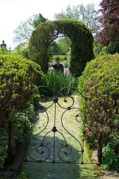 Linwood Garden May 2014