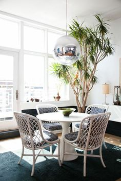 Jenny Kaplan's Tropical Oasis in Williamsburg | Rue