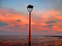 ARTEVISUAL VisualArte ALpuntoDvista : Iluminación al atardecer