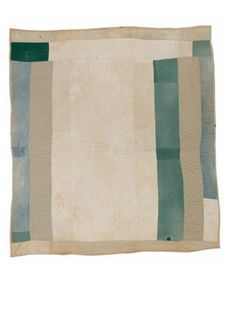 FIELD & SEA / Collection of Loveliness, Gee's Bend Quilt