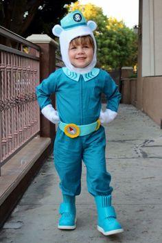Captain Barnacles Octonauts costumes