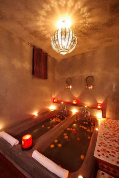 le Bain de l'Alhambra Marrakech Marrakech, Spa Hammam, Traditional Baths, Saunas, Moroccan, Presentation, Travel, Inspiration, Home Decor