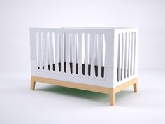 The Nubol Convertible Crib boasts a solid wood frame, made of only the finest European beechwood. Featuring clean, simple lines, this contemporary crib will be Baby Boy Crib Bedding, Baby Crib Mattress, Baby Boy Cribs, Crib Bedding Sets, Baby Beds, Modern Baby Cribs, Modern Baby Furniture, Nursery Furniture Sets, Kids Furniture