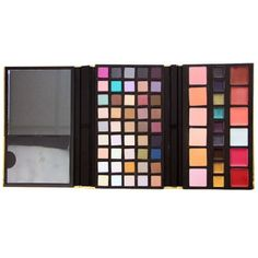 Crown Brush 66 Color STUDIO PRO Face Palette MSRP: $88 Brand: Crown Brush Model: 66UF Condition: New Size: Palette  Brand: Crown Brush Product: 66 Color STUDIO PRO Face Palette contains 66 colors to create any look possible. Great for all makeup applications!Can be applied dry for a soft look or wet to achieve a more vibrant and amplified finish Crown brush Makeup Eyeshadow