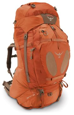 Osprey Xenon 85 Pack.... These guys make some good packs. Took one trawling Italy.. Was perfect...