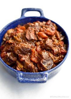 Guinness Beef Stew - this recipe is a delicious example of what beer can do when it mingles with meat and veggies.