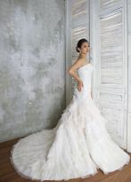 Lorraine (4) Designer Wedding Gowns, Designer Gowns, Alfred Angelo, Plus Size Designers, Lorraine, Crystal Beads, Bridal Gowns, One Shoulder Wedding Dress, High Fashion