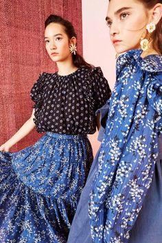 Ulla Johnson Resort 2019 Kollektion New York – Vogue - stilvollefrauen. Summer Fashion Trends, Latest Fashion Trends, Spring Summer Fashion, Trendy Fashion, Fashion Outfits, Womens Fashion, 50 Fashion, Fashion Styles, Ulla Johnson