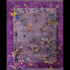 art deco chinese rugs - Google Search