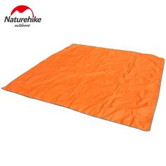 Naturehike 3-4 person outdoor tent mats c&ing ground cloth sun shade awning foldable beach  sc 1 st  Pinterest & 180cm*150cm Outdoor Beach Picnic Mat Sleeping Pad Multiplayer ...
