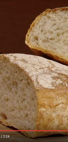 L'incroyablement simple recette de pain de Ricardo!